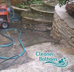 stone patio cleaning balham